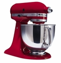 KitchenAid Artisan Stand Mixer 5qt. Tilt Head- Empire Red