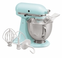 KitchenAid Artisan Stand Mixer 5qt. Tilt - Ice