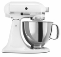 KitchenAid Artisan Stand Mixer 5qt. Tilt - White