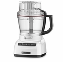 KitchenAid Food Processor - 13 Cup - White