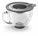 KitchenAid Glass Mixing Bowl for 5 Qt. Tilt Head Mixers