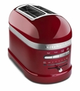 KitchenAid Pro Line� 2-Slice Toaster - Candy Apple Red
