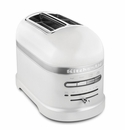 KitchenAid Pro Line� 2-Slice Toaster - Frosted Pearl White