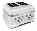KitchenAid Pro Line� 4-Slice Toaster - Frosted Pearl White