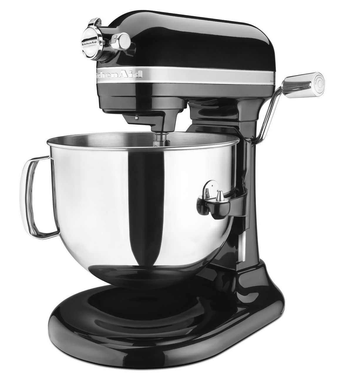 Stand Mixer On Countertop Decor
