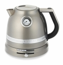 KitchenAid Pro Line� Electric Kettle - Sugar Pearl Silver