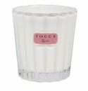 Kyoto Small Candle 3oz Kinmokusei Flower by Tocca