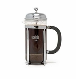 La Cafetiere Classic 8 Cup Chrome French Press