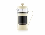La Cafetiere Cream French Press - 8 Cup