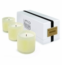 LAFCO House & Home Bedroom Three Mini Candles (Chamomile Lavender)