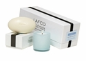 Lafco House & Home Candle & Soap Gift Set - Bathroom