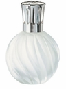 Lampe Berger Swirl Frosted Fragrance Lamp