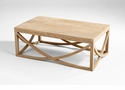 Lancet Arch Coffee Table by Cyan Design