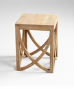 Lancet Arch Side Table by Cyan Design