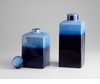 Large Cobalt Ceramic Container by Cyan Design