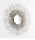 Large Pixley Radiance Mirror by Cyan Design