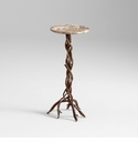Large Rustico Twist Stand by Cyan Design