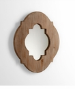 Larkin Decorative Wood Wall Mirror by Cyan Design