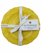 Le Cadeaux Campania Yellow Dinnerware