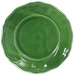 "Le Cadeaux Provence Solid Green 9"" Salad Plate"