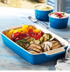 Le Creuset Stoneware Bakeware & Kitchen Accessories