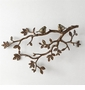 Little Lovebirds on Branch Wall Plaque by SPI Home