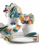 Lladro Naturofantastic Porcelain Collection