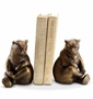 Lonely Bear Bookends by SPI Home