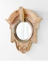 Mahogany Mirror by Cyan Design