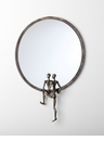 Male Reflection Wall Mirror #2 by Cyan Design