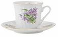 Marguerite Porcelain Tea Cup & Saucer Sets (6)