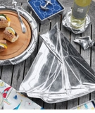 Mariposa Coastal Metalware Collection