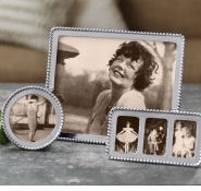 Mariposa Metal Desktop Photo Frames