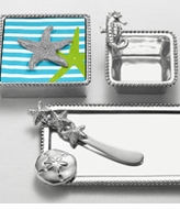 Mariposa Serveware with Interchangeable Charm Accents
