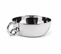 "Mary Jurek Galaxy 4.5"" X 1.5"" Baby Bowl - Stainless Steel"