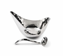 "Mary Jurek Hydra 6.75"" Uplift Bowl - Stainless Steel"