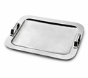 "Mary Jurek Nordica Serve Tray with Strap Handles 18.5"" x 14"""