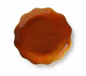 "Mary Jurek Symphony Burnt Orange Dish 6"" D Set of 4"