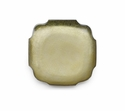 "Mary Jurek Symphony Olive Green Square Dish 6.5"" Set of 4"