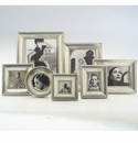 Match Italian Pewter Como Square Frame Medium