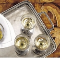 Match Pewter Platters, Trays and Serving Bowls