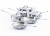 Mauviel M'Cook 10 Piece Set