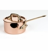 Mauviel M150B Mini Bronze Handled saucepan 9 cm Covered