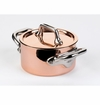 Mauviel M150S Mini Cast Stainless Handled cocotte