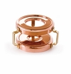 Mauviel Mh�ritage heater with candle for small candle