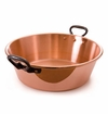 Mauviel Mpassion Cast Iron Handled jam pan 11.8""