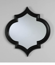 Medium Corinth Wood Wall Mirror by Cyan Design