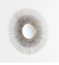 Medium Pixley Radiance Mirror by Cyan Design