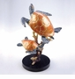 Medium Sea Turtle Duo Sculpture by SPI Home