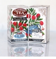 Metropolitan Tea Company Cranberry 30 Foil Wrapped Tea Bags